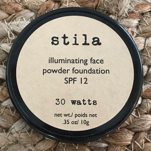 30 Watts Illuminating SPF 12 Powder Foundation NEW